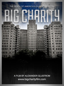 The official Big Charity film poster